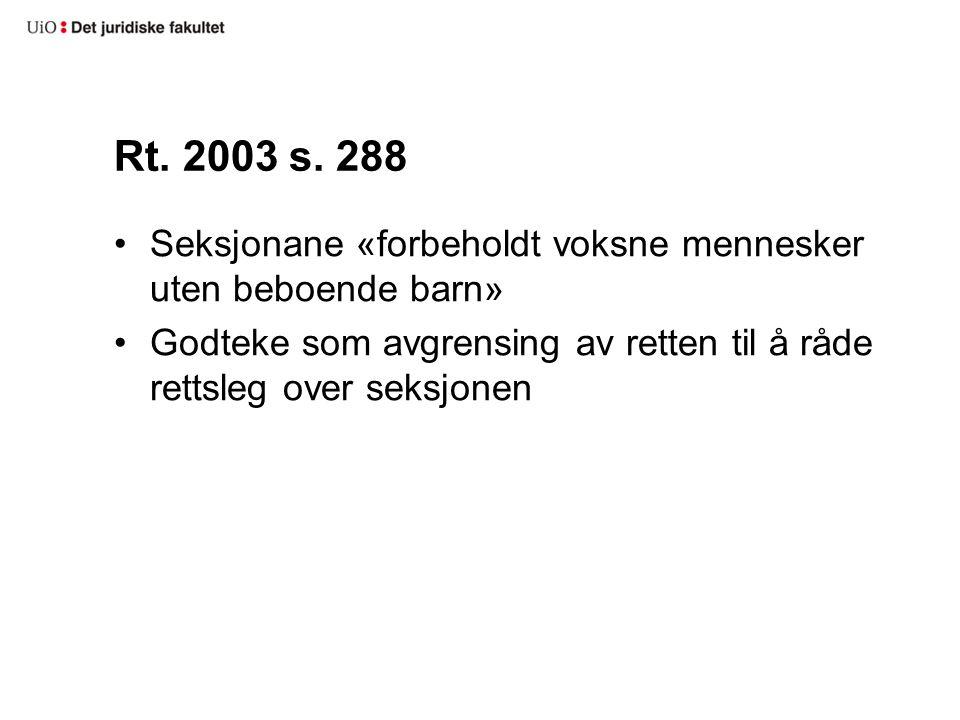 Rt.2003 s.