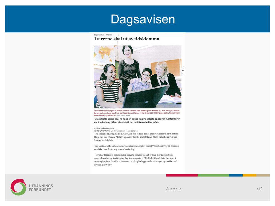 Dagsavisen Akershuss12