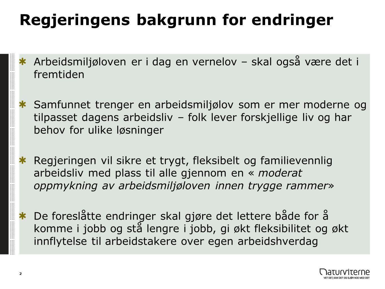 Forenkling av gjeldende hovedregel om midlertidig ansettelse Gjeldende § 14-9, 1.