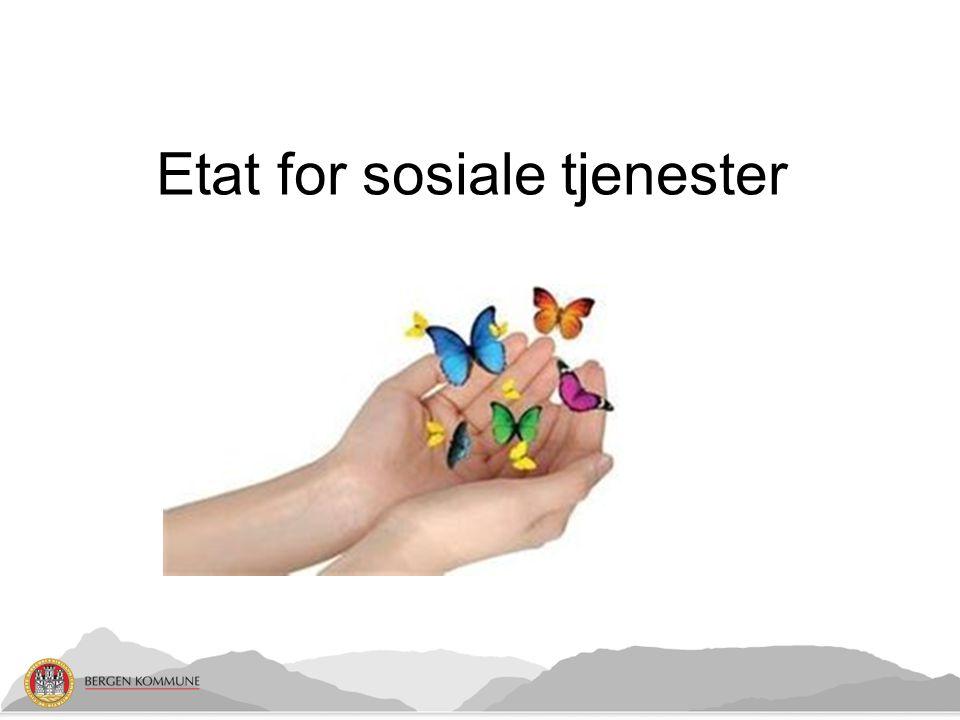 Etat for sosiale tjenester