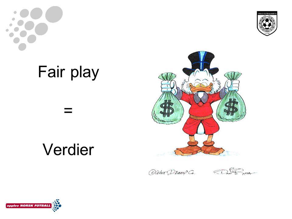 Fair play = Verdier