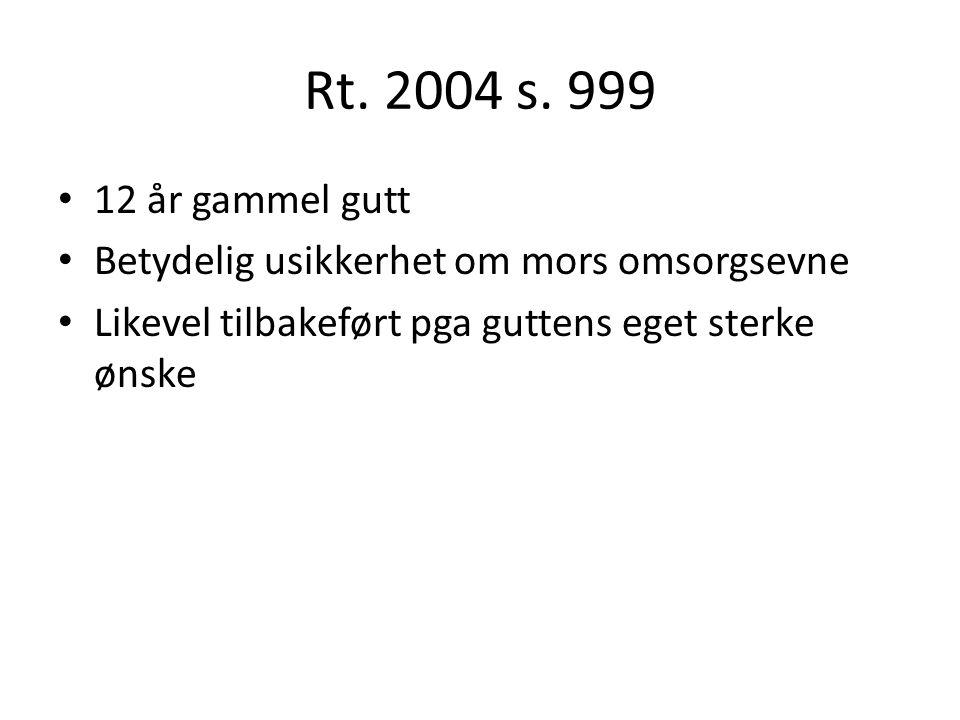Rt.2004 s.
