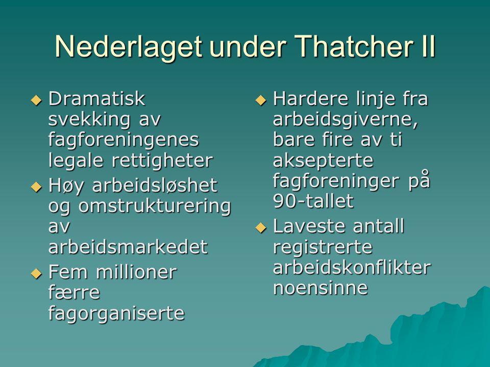 Vest-Tyskland 1970-89: Evig sosialt partnerskap.