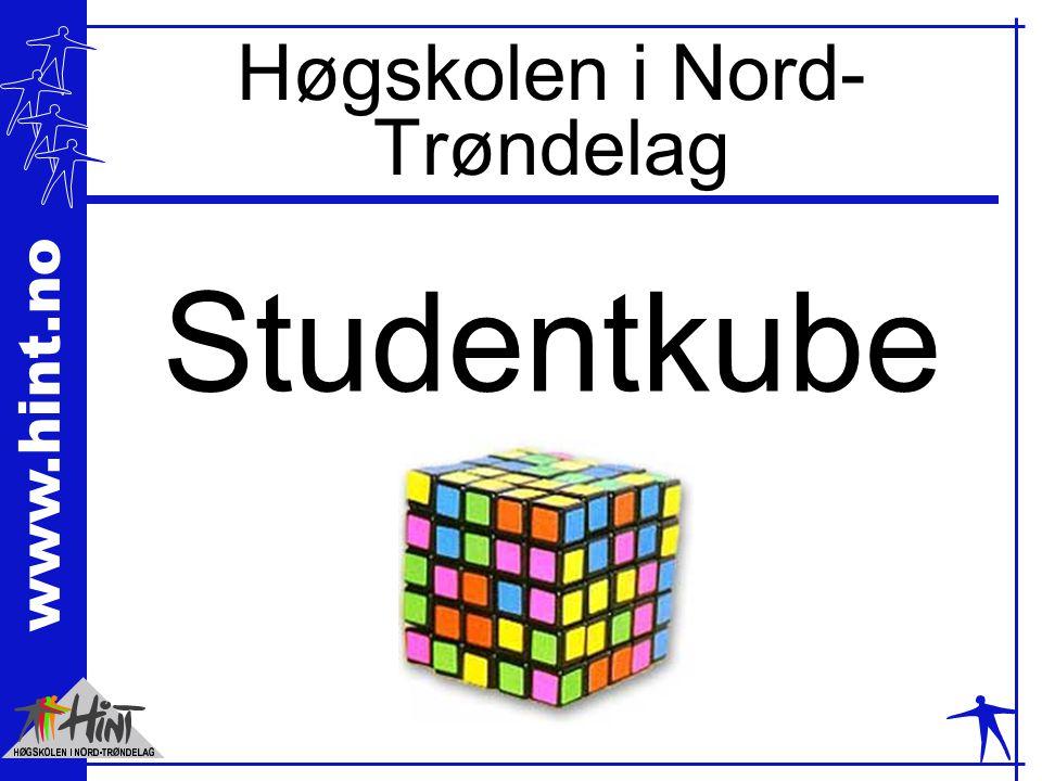 www.hint.no Høgskolen i Nord- Trøndelag Studentkube