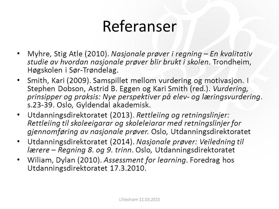 Referanser Myhre, Stig Atle (2010).