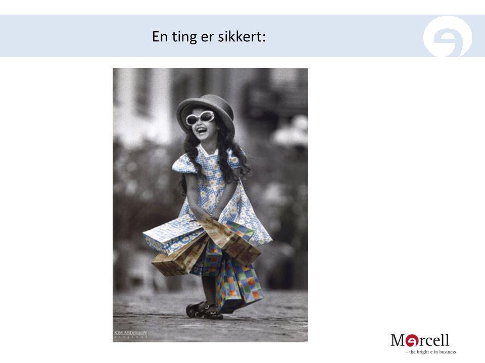eKGV eSorucing Minikonkurranser på parallelle rammeavtaler Reverse Auctions eBid www.mercell.no Fremtiden