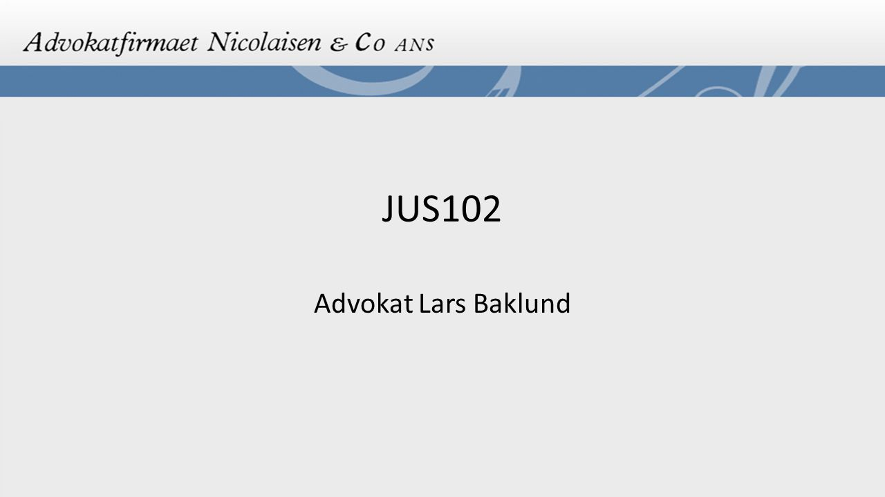 AS/ASA – oppløsning og avvikling Aksjeloven kapittel 16 Oppløsning besluttes av generalforsamlingen, asl.