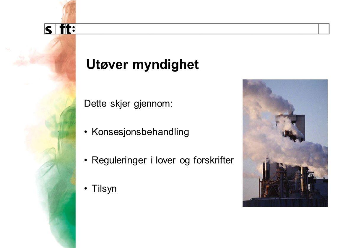 Aktuelle nettsteder www.sft.no -Veileder for kjemikalieimportører: http://www.sft.no/kjemikalieveileder http://www.sft.no/kjemikalieveileder -Om biocid-regelverk: http://www.sft.no/lover/direktiv/dbafile4947.html -SFTs metodikk for kontroller: http://www.sft.no/arbeidsomr/kontroll/tilsyn/ dbafile4970.html www.regelhjelp.no www.produktregisteret.no
