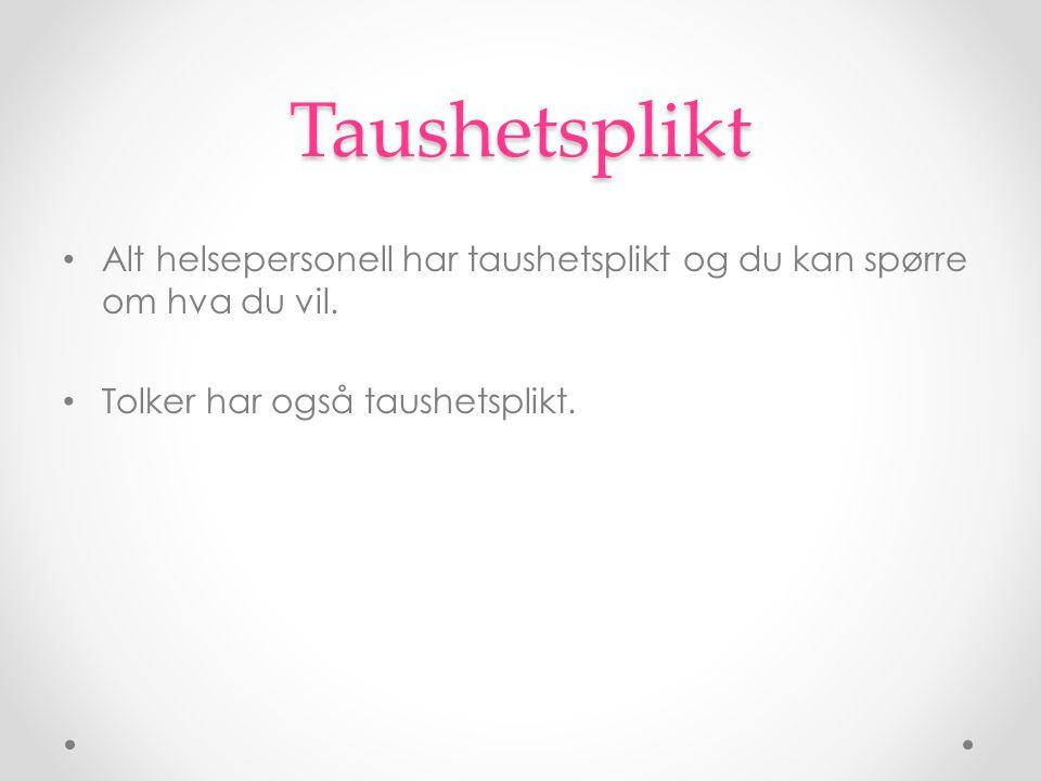 Mer informasjon om seksualitet og seksuell helse Les brosjyren «Sex i Norge» og se www.amathea.no www.klaraklok.no www.sexogsamfunn.no