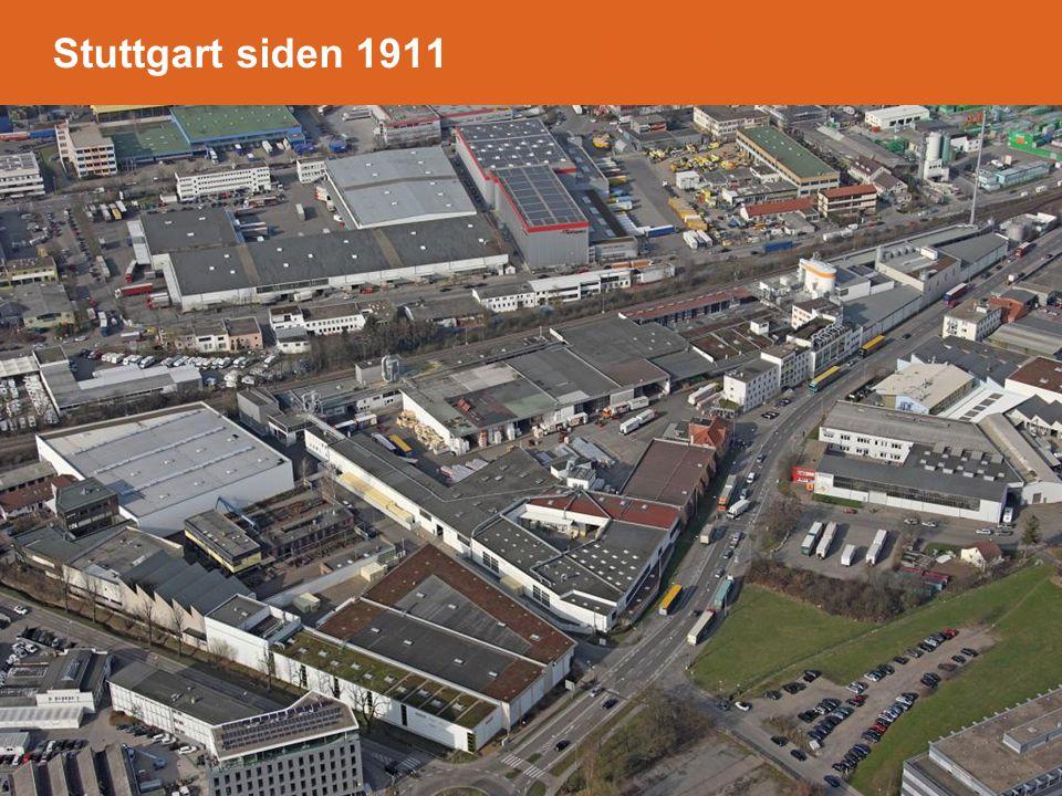 Stuttgart siden 1911 - in Stuttgart