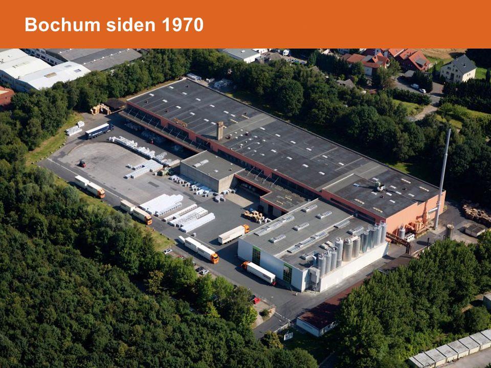 Bochum siden 1970- in Bochum