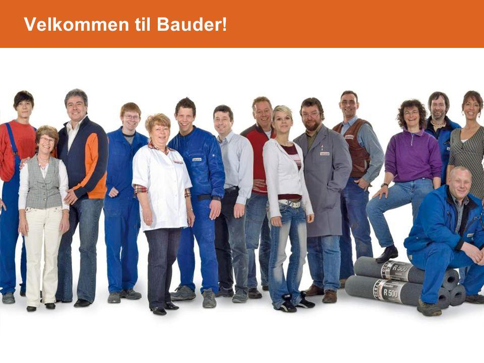 Velkommen til Bauder!