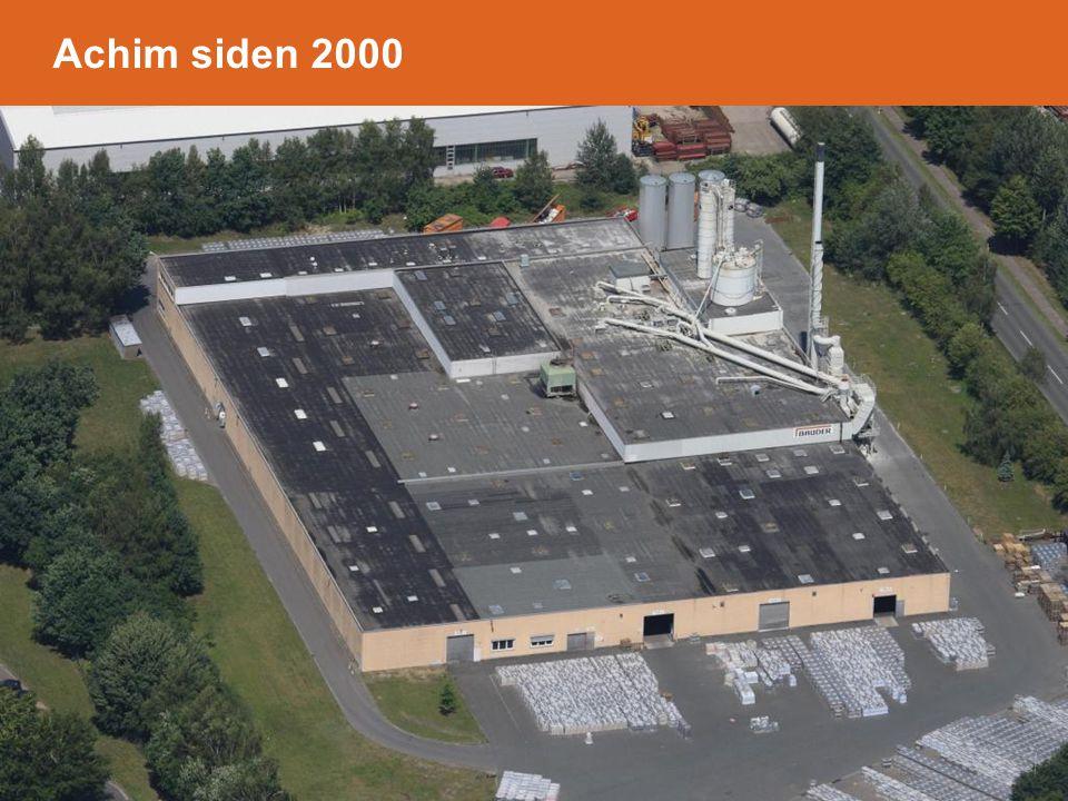 Achim siden 2000 in Achim