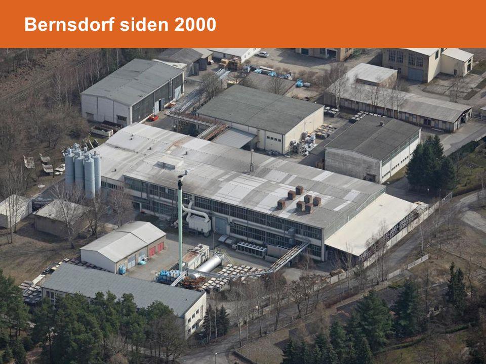 Bernsdorf siden 2000