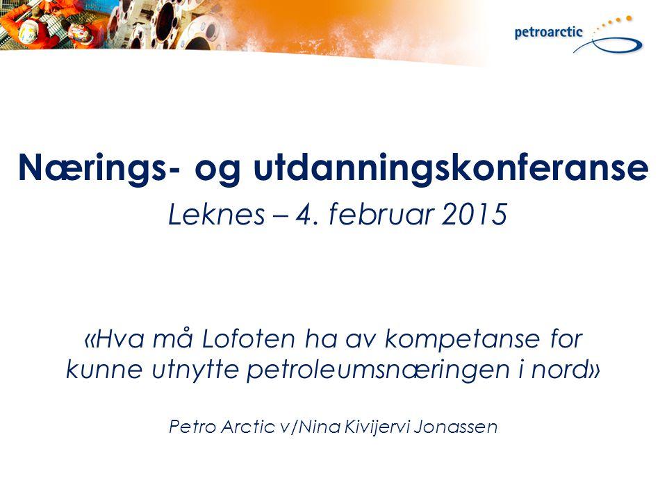 Nærings- og utdanningskonferanse Leknes – 4.