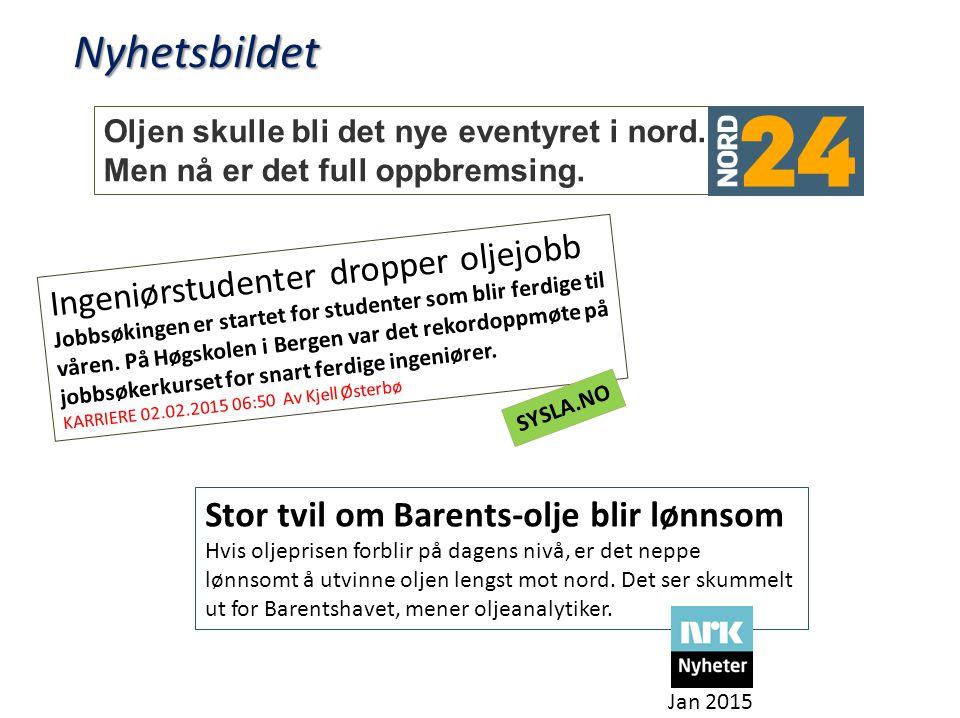 PhD Master Bachelor Fagskole Videregående utdanning Kurs Tilbud teknisk utdanning - Hammerfest