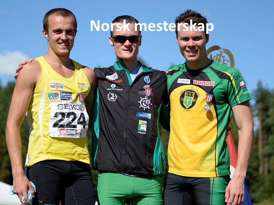 Norsk mesterskap