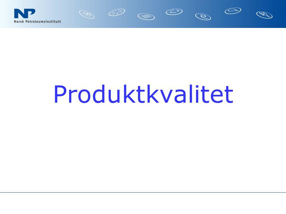 Regelverk og standarder Produktforskriftens § 3-16 (sist endret mars 2009) Norsk bransjestandard (er under revisjon) EN 228 - europeisk standard for bensin EN 590 - europeisk standard for autodiesel EN 14214 – europeisk standard for biodiesel (FAME)