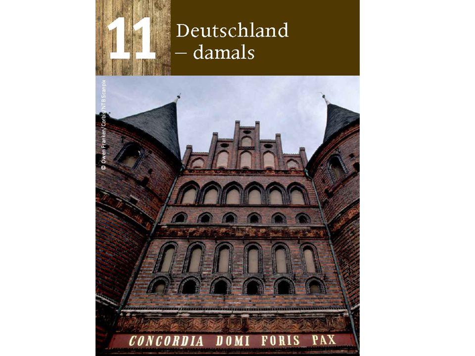 Læringsmål kapittel 11 -tilegne deg et ordforråd og en del fakta slik at du kan gjøre rede for sider ved Tysklands og Berlins eldre og nyere historie -presentere tverrfaglige emner muntlig -skrive sammenhengende tekster i ulike sjangere -lage setninger med pronominaladverb -lage setninger med verbkonstruksjoner med kommen/bleiben