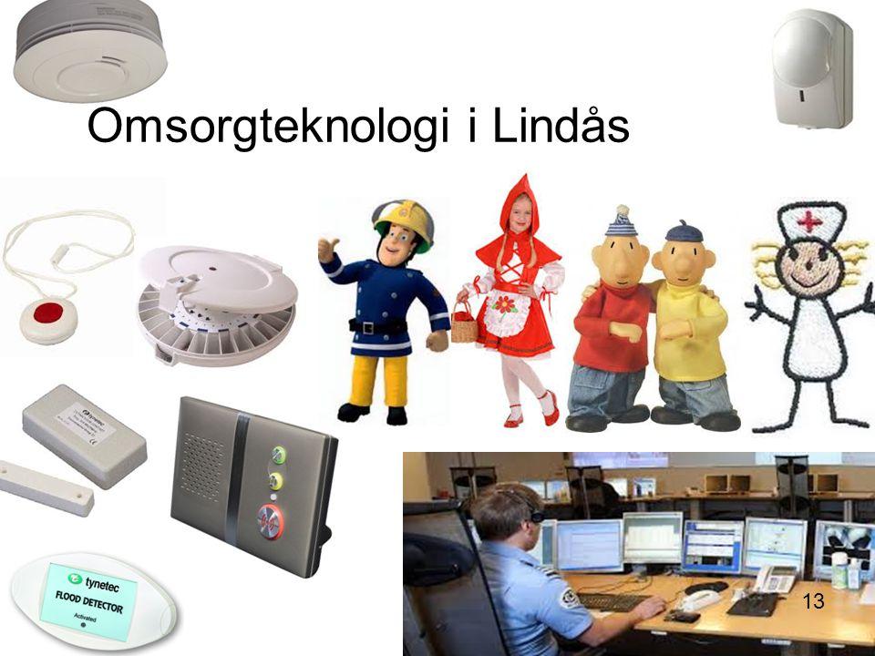 Omsorgteknologi i Lindås 13