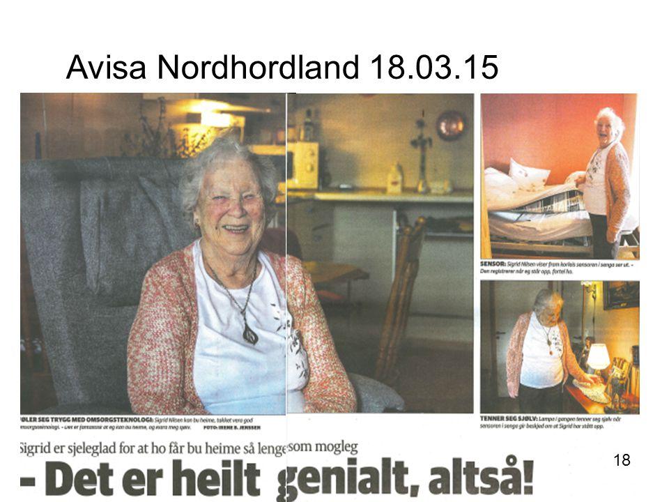 Avisa Nordhordland 18.03.15 18