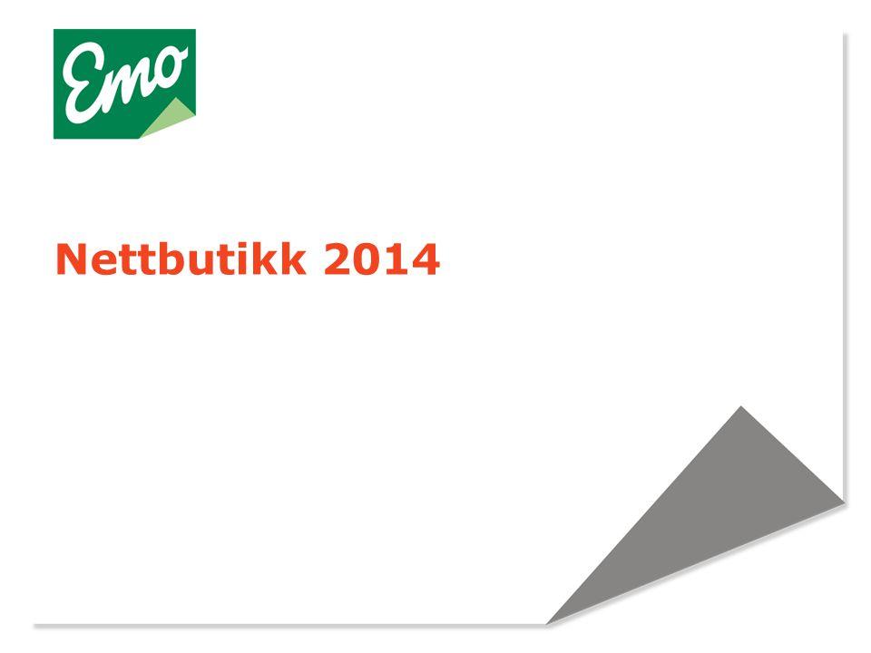 Nettbutikk 2014