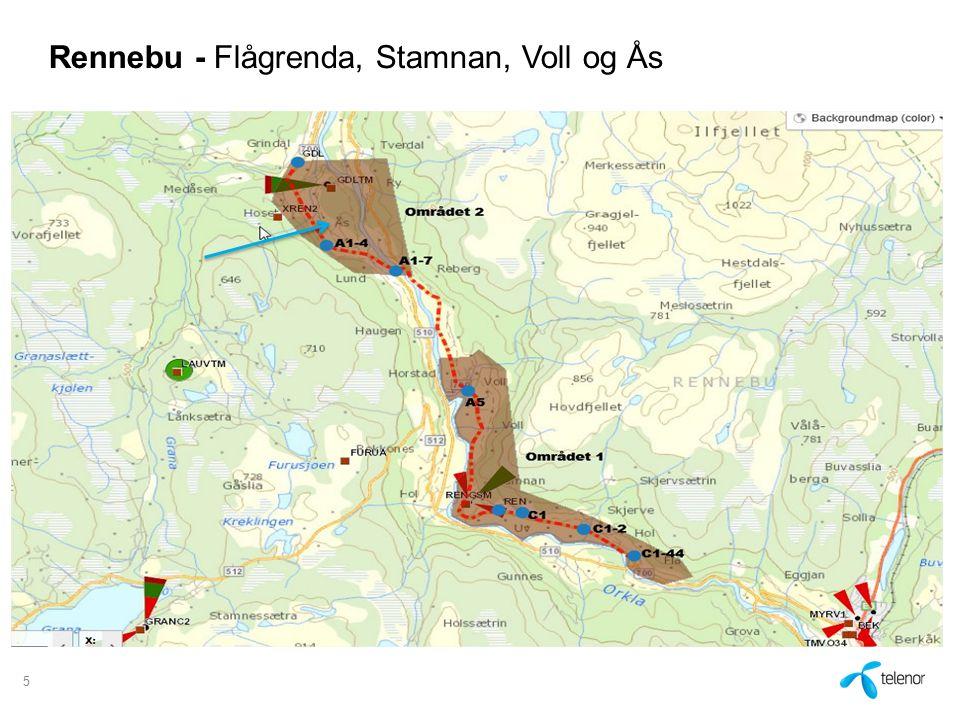 Rennebu - Flågrenda, Stamnan, Voll og Ås 5