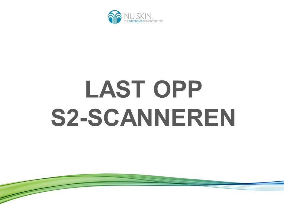 LAST OPP S2-SCANNEREN