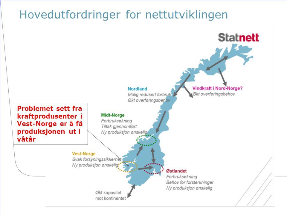 BKK-området er sårbart i dag BKK-området Bergensområdet Kollsnes
