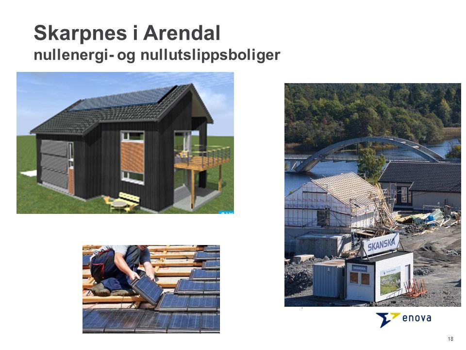 Skarpnes i Arendal nullenergi- og nullutslippsboliger 18