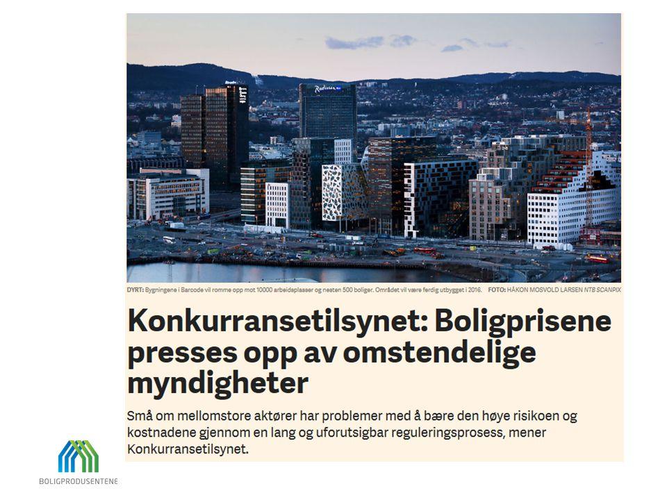Veier Tog T-Bane Oslo Skoler Passivhus Arbeidsvei Arbeid/ hjem Boligpriser / lønnspress Byråkrati / Regler Tid / penger Endringstakt Produkt- ivitet, arbeidskost, planlegging Finansiering Banker Garantier Nok regulert areal Hvor skal vi bo.