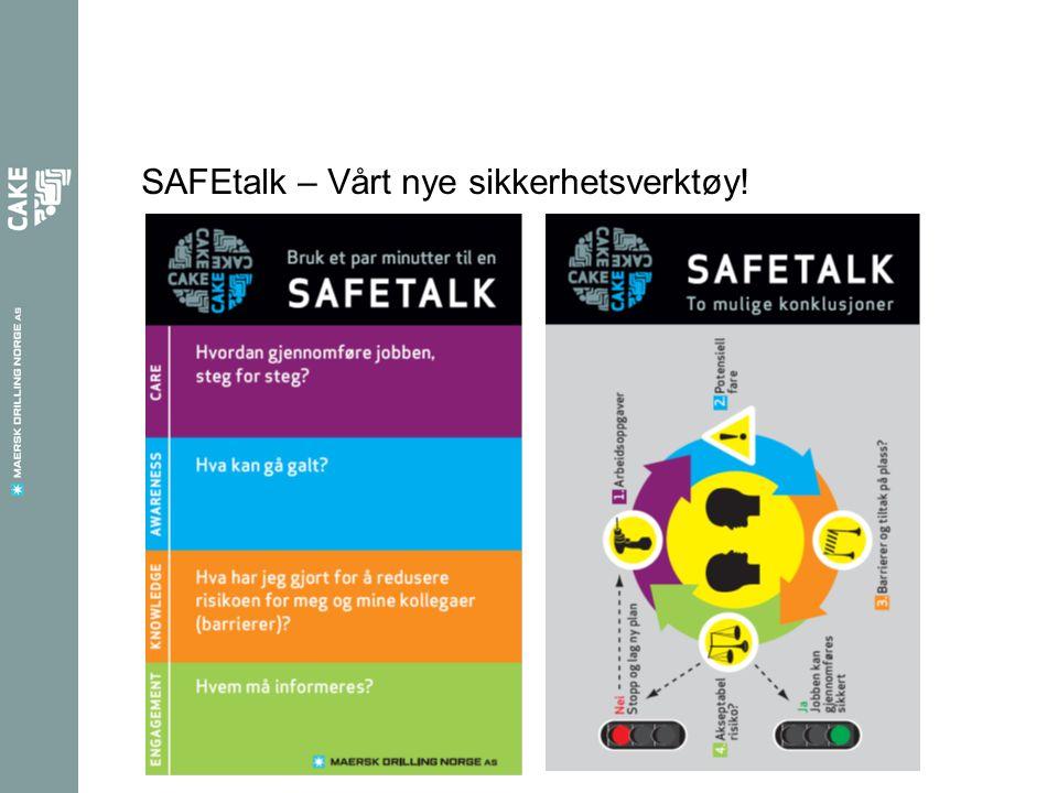 SAFEtalk – Vårt nye sikkerhetsverktøy!