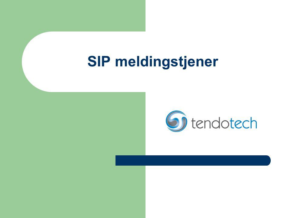 Tendo Tech sitt system First to Know (FTK) – Samle inn måledata – Sende data til brukeren sin mobiltelefon.