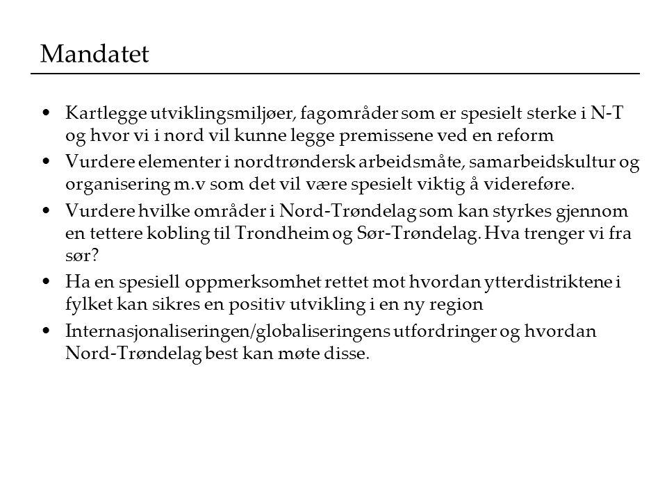 Utvalgets medlemmer Bjørnar Skjevik Torbjørn Skjerve Hans Magnus Ystgaard Randi Ness Nils Martin Williksen Kirsten I.