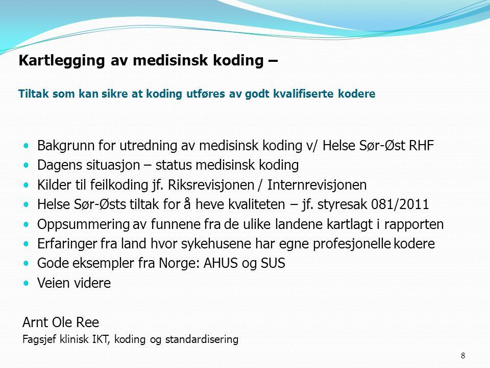 Helse Sør-ØST RHF styresak 081/2011 ang.