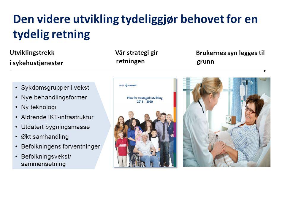 Helse Sør-Øst har etablert et omfattende program for fornying og standardisering av IKT-løsninger i regionen.