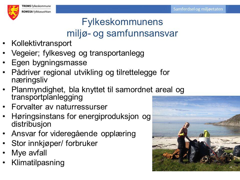 1.Kommunale klima og miljøplaner: status .