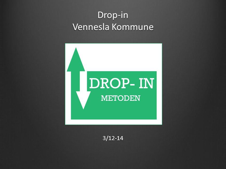 Drop-in Vennesla Kommune 3/12-14