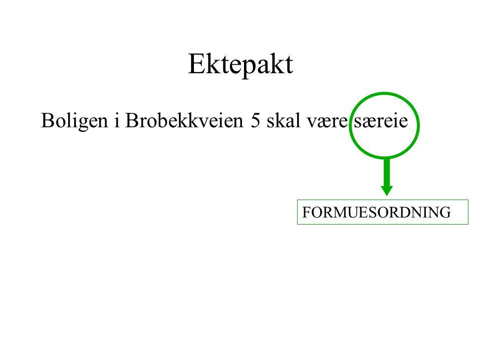 5.fortsetter Peders naturalutleggsrett Hvis eneeier eller P eier >75 %, el.