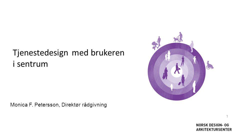  Stiftet 1.mai 2014  En del av NFDs virkemiddelapparat med ca.