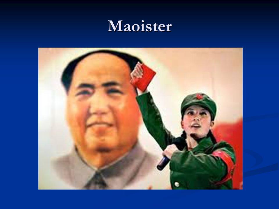 Maoister
