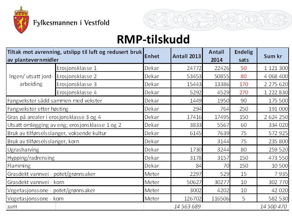 RMP-tilskudd 2