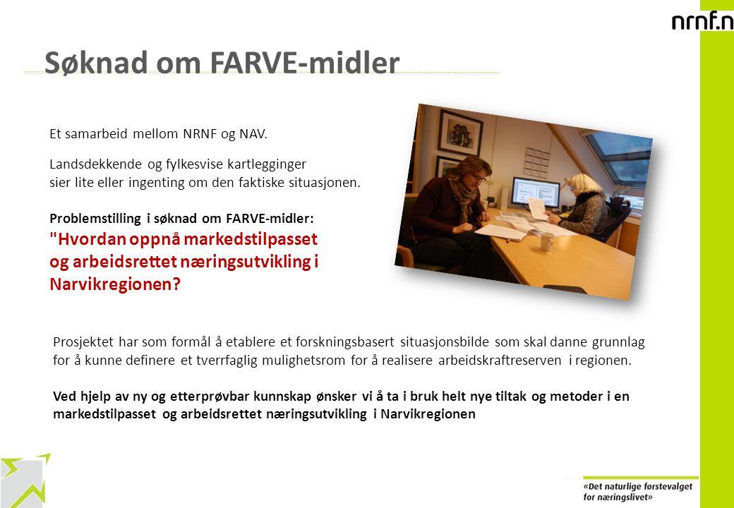 11 Et samarbeid mellom NRNF og NAV.
