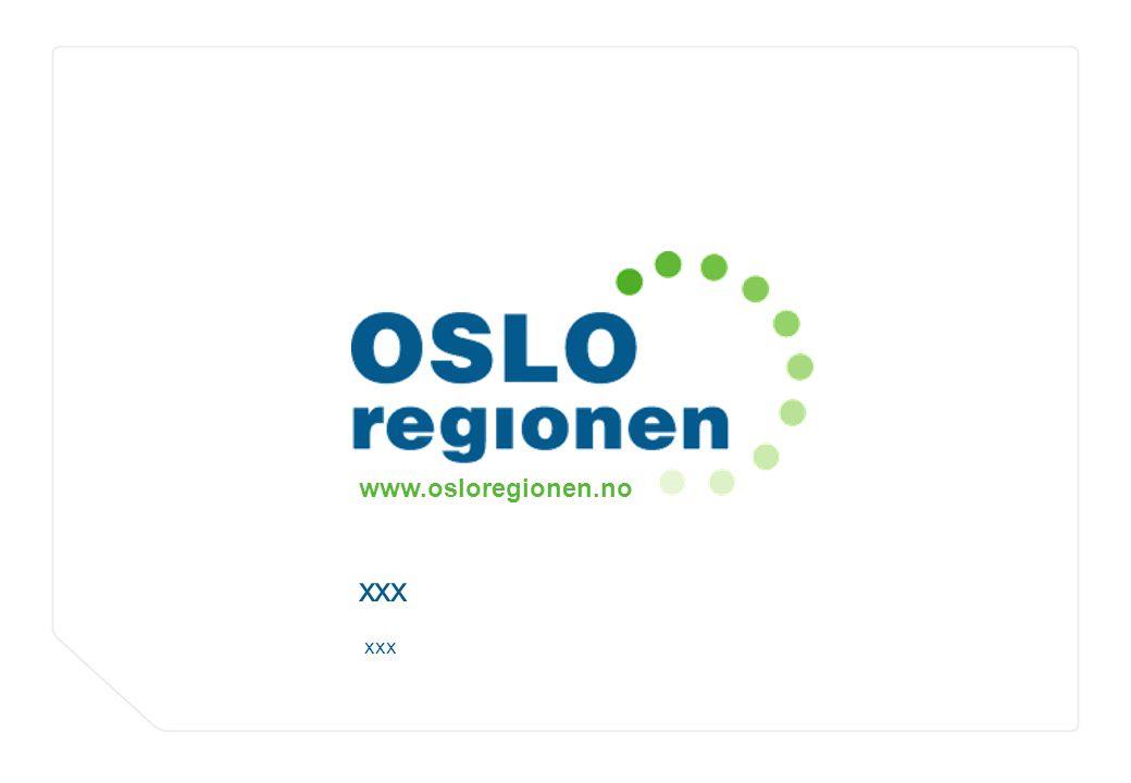 www.osloregionen.no 1 xxx
