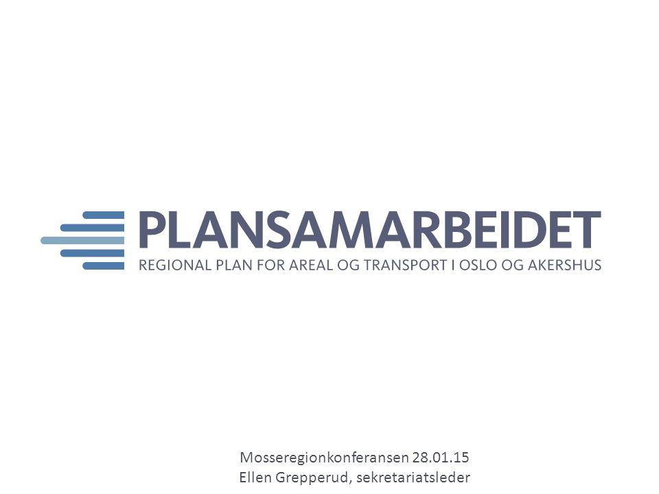 Mål Konkurransedyktig og bærekraftig region i Europa.
