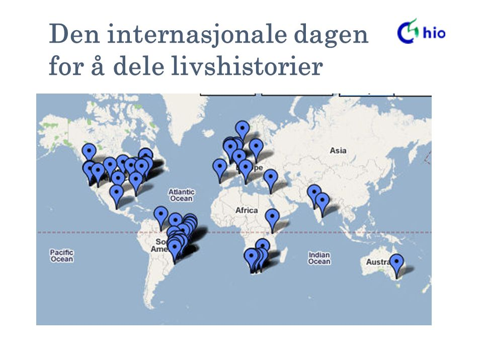 elever ledelse administrasjon Den internasjonale dagen for å dele livshistorier