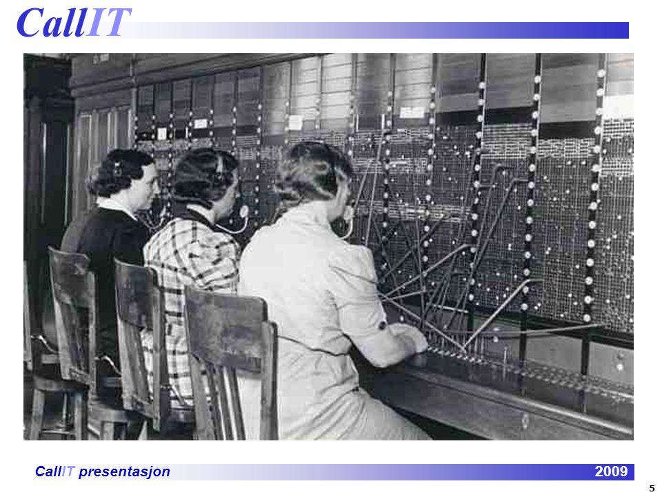 CallIT presentasjon2009 QoS 16