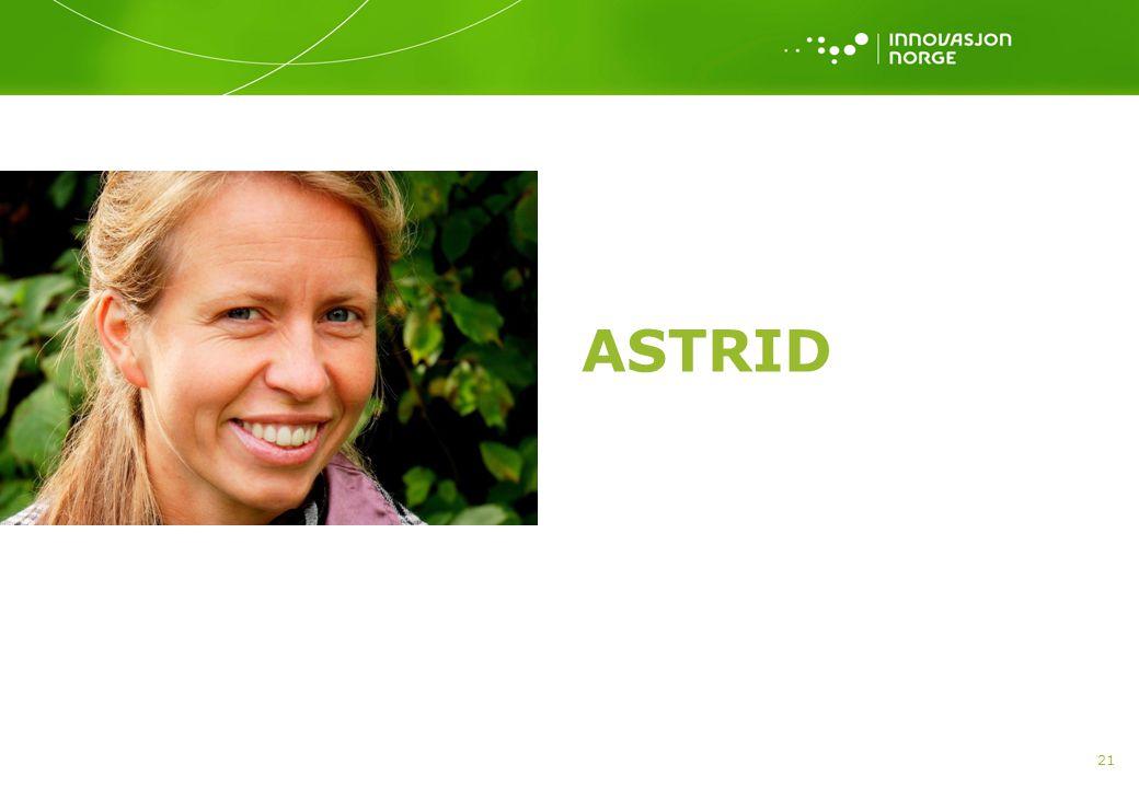 ASTRID 21