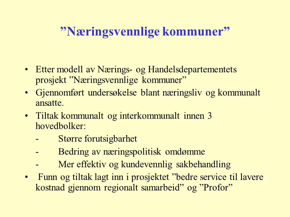 State of Glåmdal Analyser til grunn for strategivalg Regional analyse og SWOT for næringslivet Næringsvennlige kommuner Ung i Glåmdal Analyse av omstillingsprogrammet Ny regional analyse
