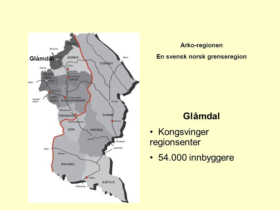 Regionalt samarbeid i Glåmdal Strategi: samarbeid, ressursdeling og felles kompetansebruk skal fremme regional utvikling og vekst.